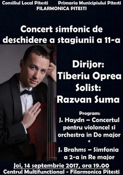 Concert simfonic de deschidere a stagiunii a XI-a