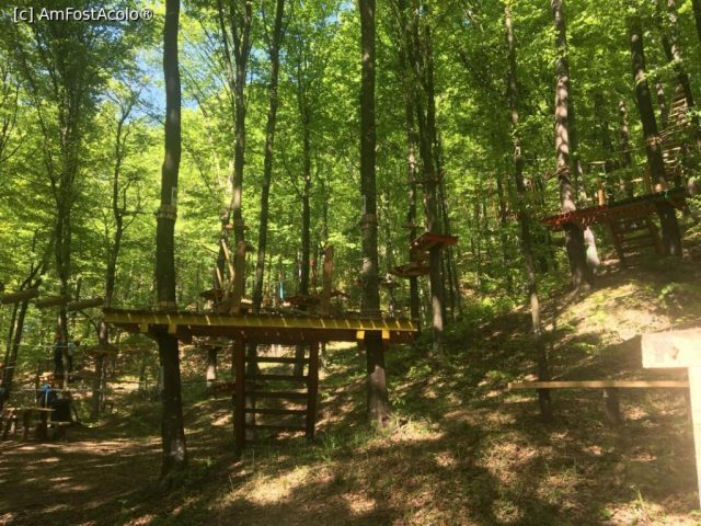 La Liane – Parc de aventură
