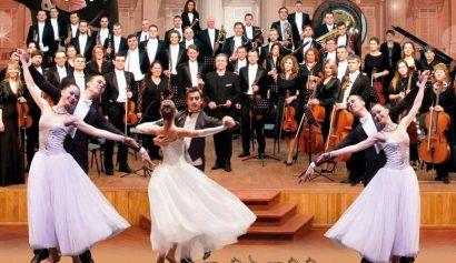 Concert clasic vienez de Crăciun la Casa Sindicatelor