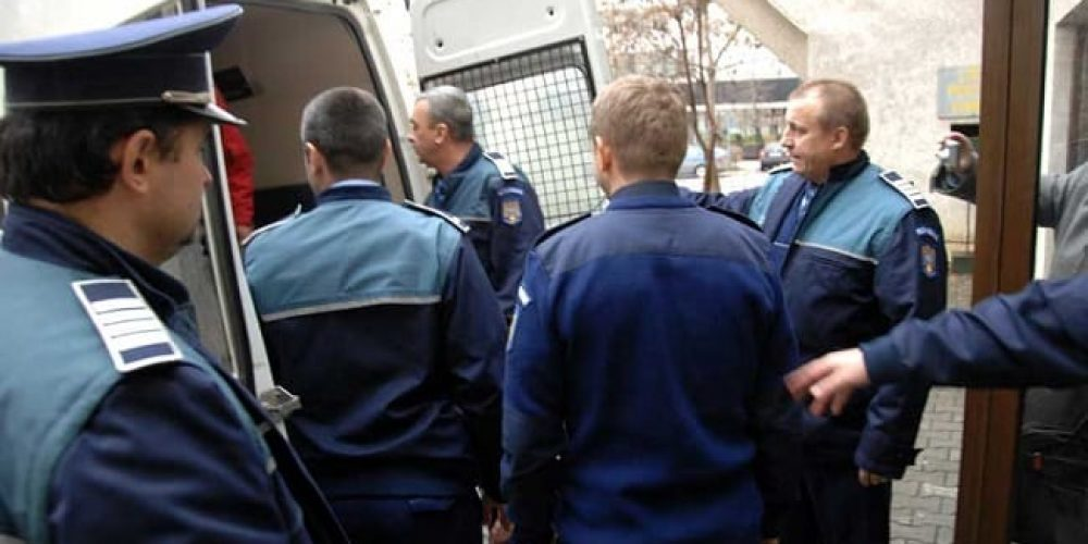 Urmărit internațional arestat în Argeș