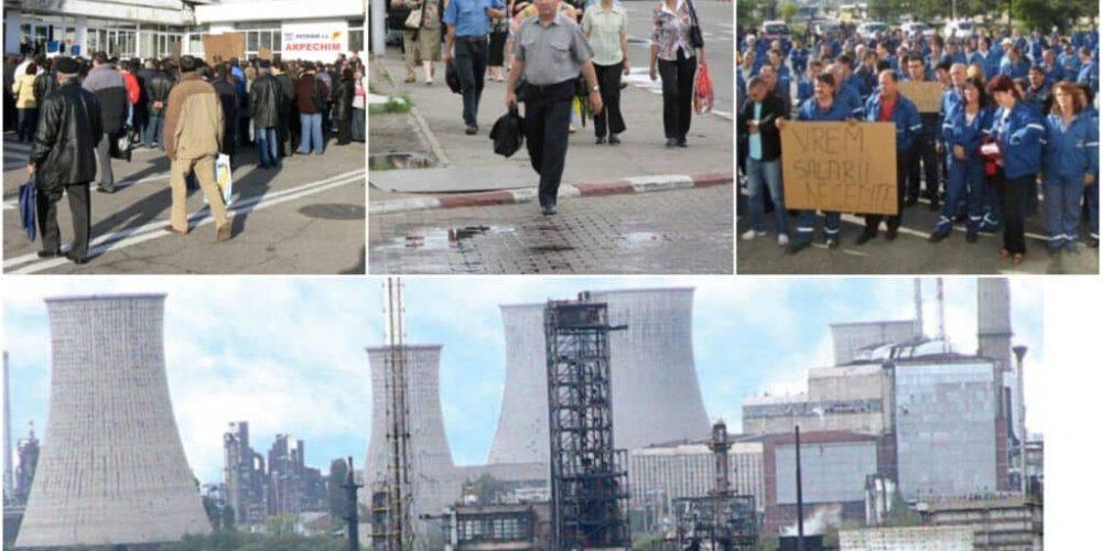 Falimentarea Petrochimiei a îngenuncheat economic județul
