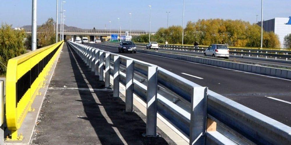 Trafic restricționat la intrarea în Pitești