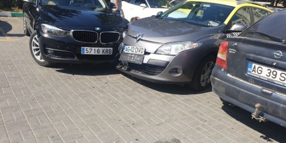 Mare atenție la șoferii piteșteni. În special cei cu BMW!