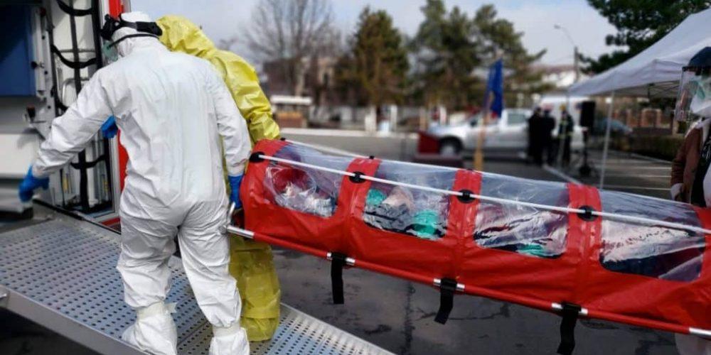 Coronavirus: 4 argeșeni au ieșit din carantină și vin acasă