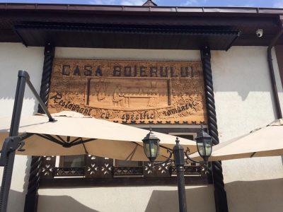 Restaurant Casa Boierului