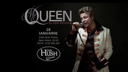 Concert My Queen cu Dan Helciug în Club Hush