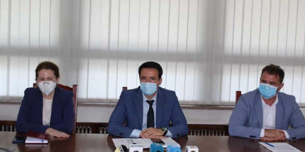 """Emanuel Soare: """"Nu putem vorbi de închiderea județului"""""""