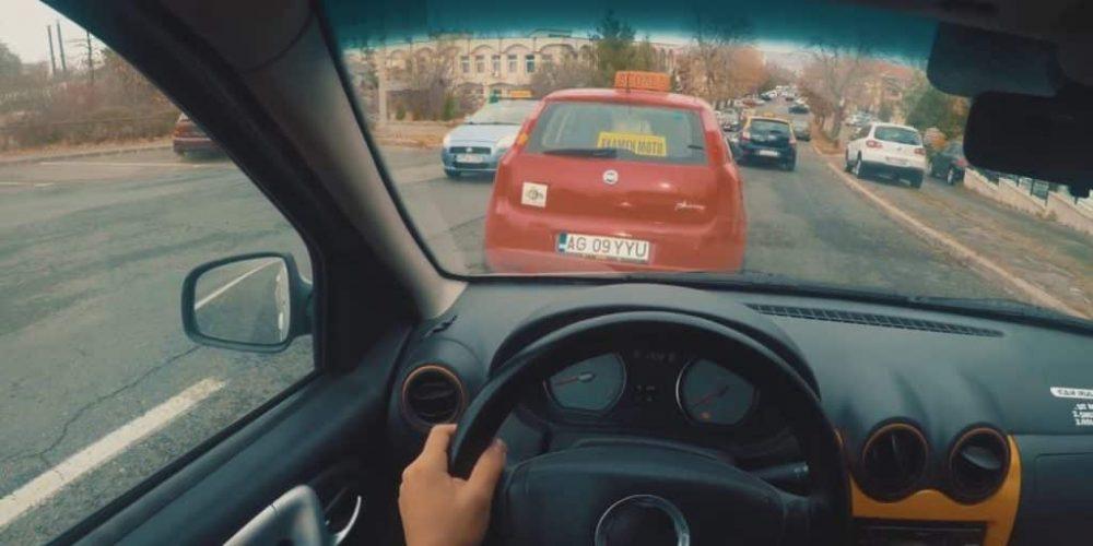 Totul despre polițiștii de la examenul auto din Pitești