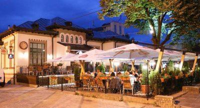 Garden Pub Pitești - Exterior
