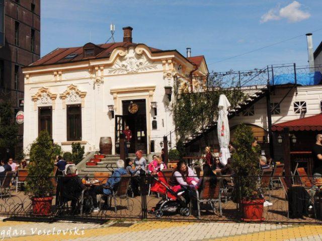 Garden Pub (Restaurant – Terasă – Club)