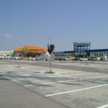 Centrul comercial Jupiter City Mall
