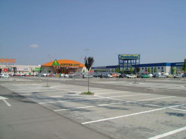 Centrul comercial Jupiter City Mall
