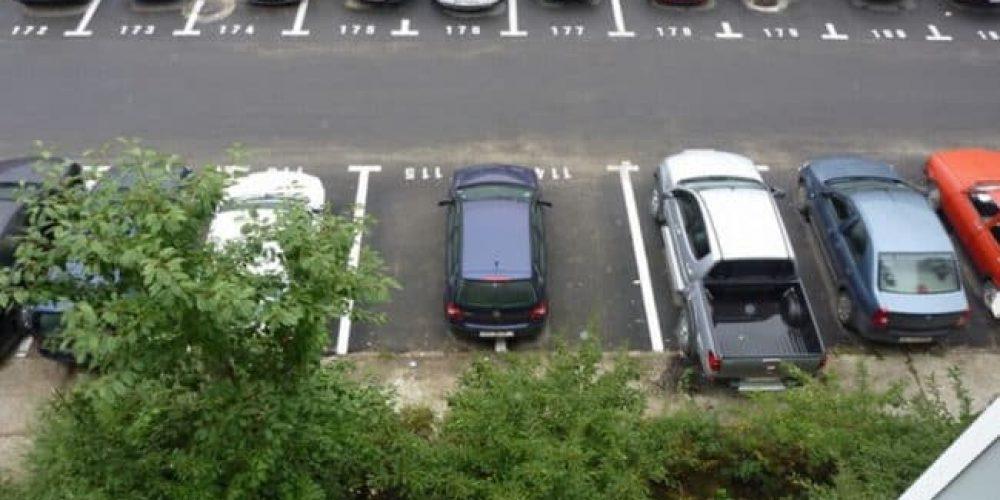 Coșmarul locurilor de parcare continuă și în 2019