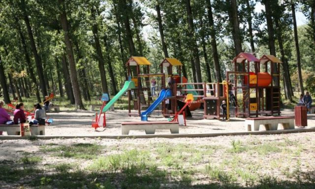 Parcul de agrement Lunca Argesului