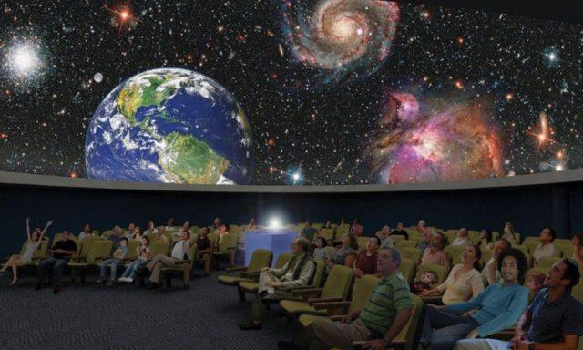 Planetariul Muzeului Județean