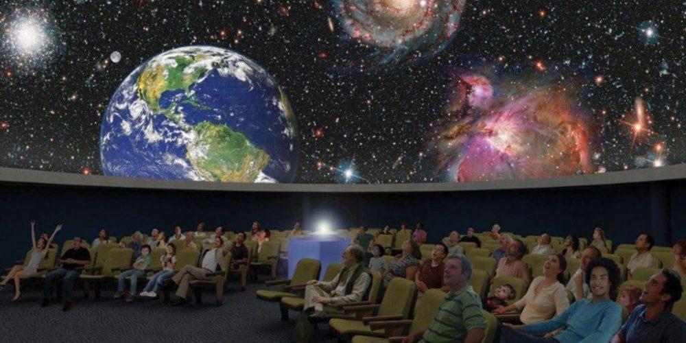Cel mai modern planetariu din România