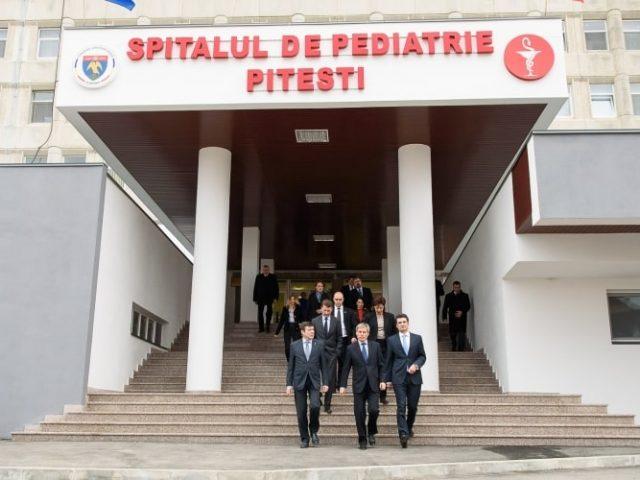 Spitalul de Pediatrie Argeș