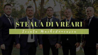 Serata Machedoneasca cu Steaua di Vreari  în Club Hush