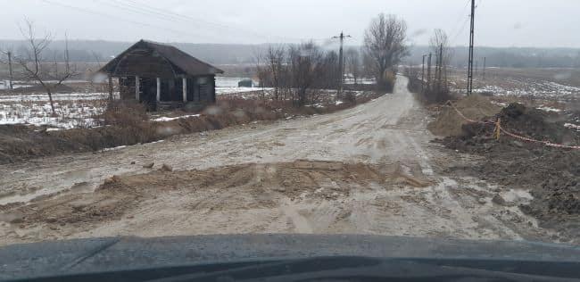 Drum comunal Argeș