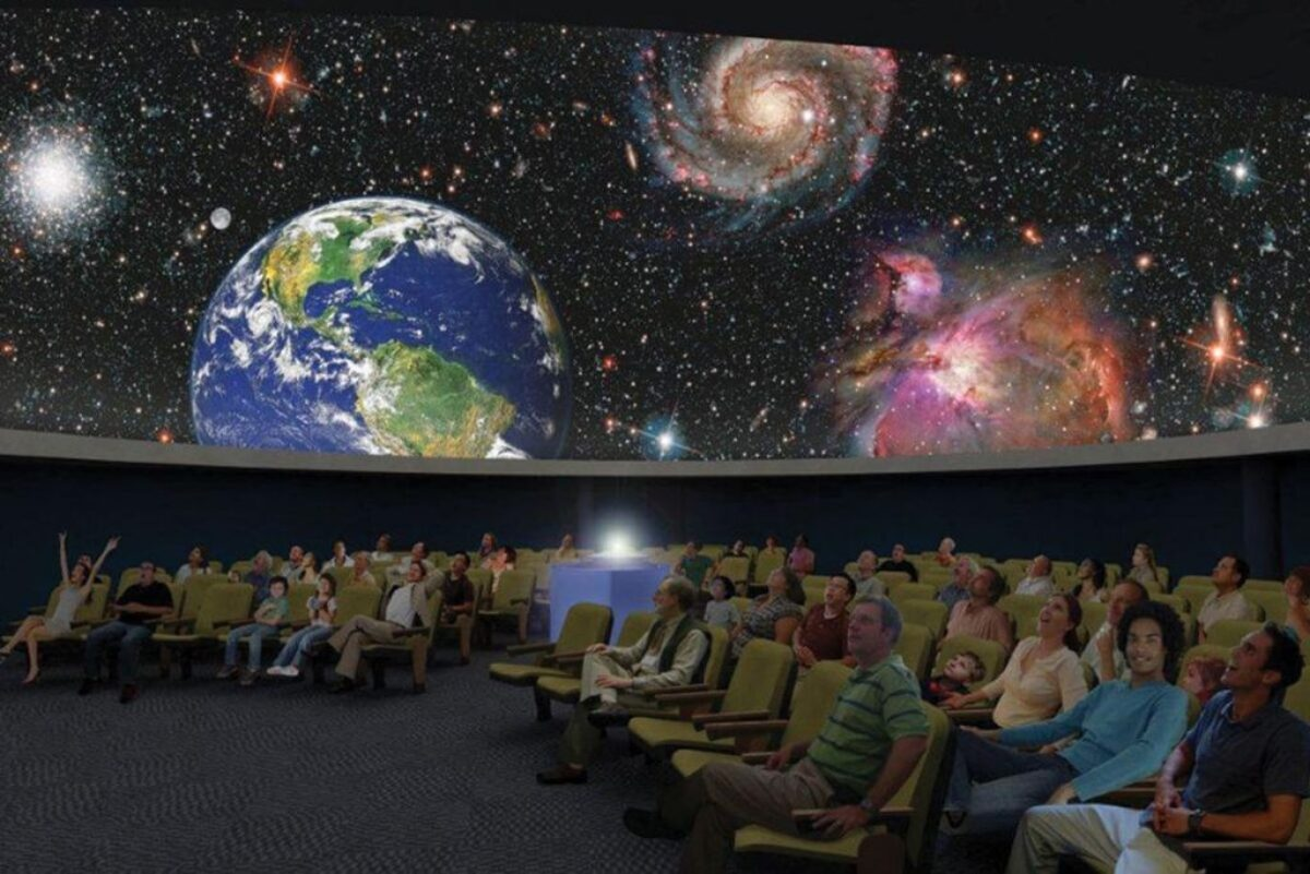 Cel mai modern planetariu din România - Ghid Pitești